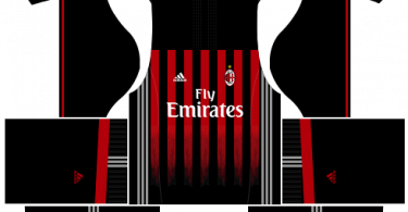 Dream-League-Soccer-DLS-512×512-AC-Milan-Home-Kits