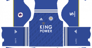 Dream-League-Soccer-DLS-512×512-Leicester-Home-Kit