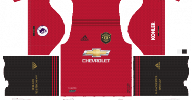 Dream-League-Soccer-DLS-512×512-Manchester-United-Home-Kits