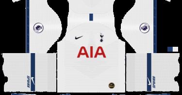 Dream-League-Soccer-DLS-512×512-Tottenham-Hotspur-Home-Kits