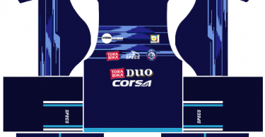 Dream-League-Soccer-DLS-512×512-Arema-FC-Home-Kits