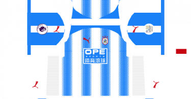 Dream-League-Soccer-DLS-512×512-Huddersfield-Home-Kits
