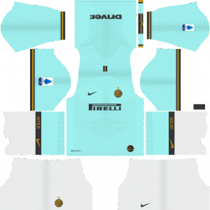 Dream League Soccer DLS 512×512 Inter Milan Away Kits