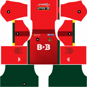 Dream League Soccer DLS 512×512 Kedah Away Kits