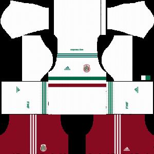 Dream League Soccer DLS 512×512 Mexico Away Kits