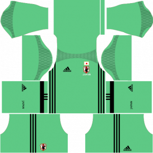 Dream League Soccer DLS 512×512 Japan GoalKeeper Away Kits