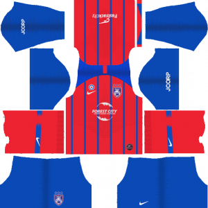 Dream League Soccer DLS 512×512 Johor Darul Takzim Home Kits