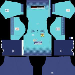 Dream League Soccer DLS 512×512 Perak GoalKeeper Away Kits