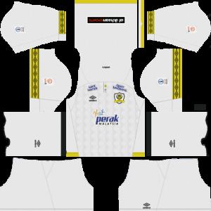 Dream League Soccer DLS 512×512 Perak Third Kits