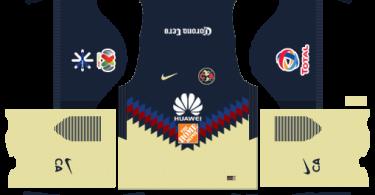 Dream-League-Soccer-DLS-512×512-Club-America-Home-Kits