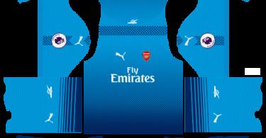 Dream-League-Soccer-DLS-512×512-Arsenal-Away-Kits