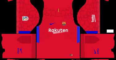 Dream-League-Soccer-DLS-512×512-Barcelona-Kits-GoalKeeper-Away-Kits