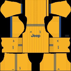 Dream League Soccer DLS 512×512 Juventus Kits Away Kits