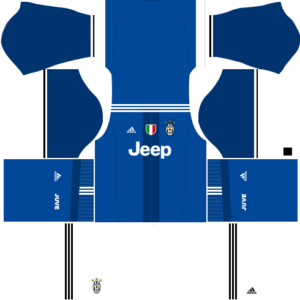Dream League Soccer DLS 512×512 Juventus Kits GoalKeeper Away Kits