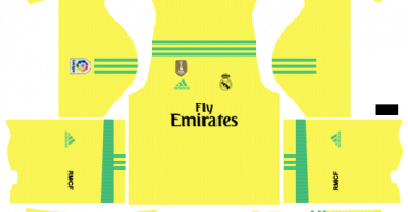 Dream-League-Soccer-DLS-512×512-Real-Madrid-GoalKeeper-Third-Kits