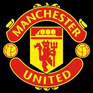Manchester United Logo PNG DLS