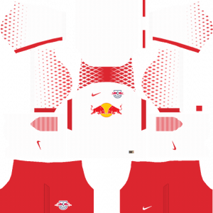 Dream League Soccer DLS 512×512 RB Leipzig Kits Home Kits