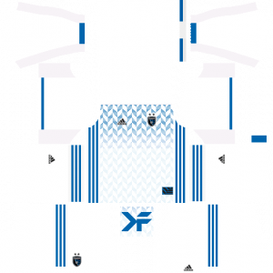 Dream League Soccer DLS 512×512 Vancouver Whitecapsa Kits GoalKeeper third Kits