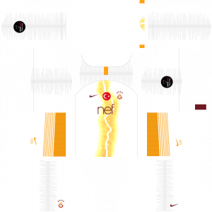 Dream League Soccer DLS 512×512 Galatasaray Third Kits