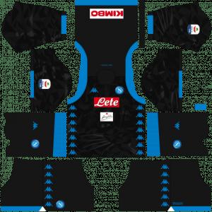 Dream League Soccer DLS 512×512 Napoli Kits Away Kits