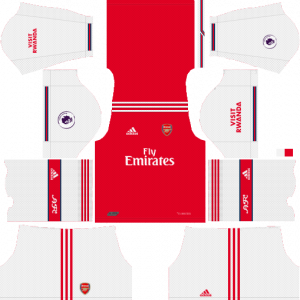 DLS Arsenal Home Kits