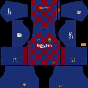 DLS Barcelona Home Kits