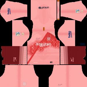 DLS Barcelona Third Kits