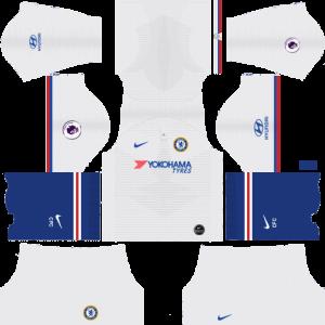DLS Chelsea Third Kits