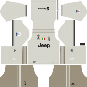 DLS Juventus Away Kits