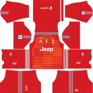 DLS Juventus Goalkeeper Away Kits