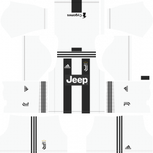 DLS Juventus Home Kits
