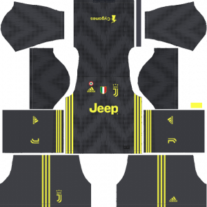 DLS Juventus Third Kits