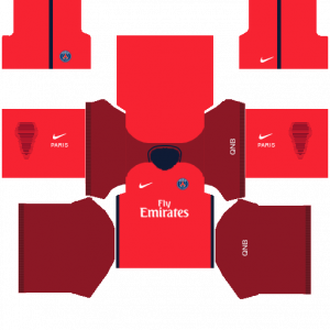 DLS PSG Away Kits