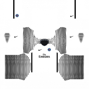 DLS PSG Goalkeeper Away Kits