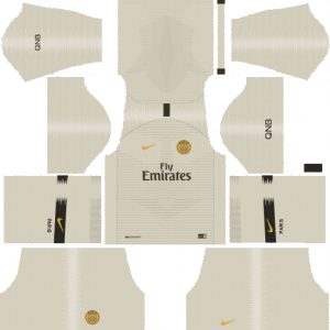 DLS PSG Third Kits