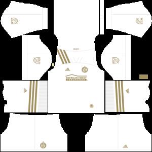 Dream League Soccer DLS 512×512 Atlanta United Away Kits