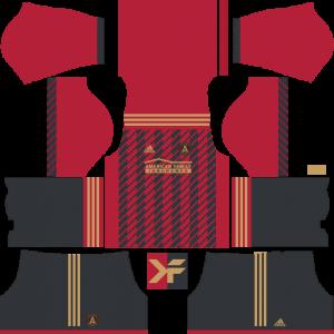 Dream League Soccer DLS 512×512 Atlanta United Home Kits