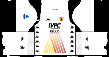 Dream League Soccer DLS 512×512 Benevento Calcio Away Kits