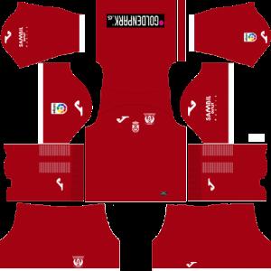 Dream League Soccer DLS 512×512 CD Leganes GoalKeeper Away Kit