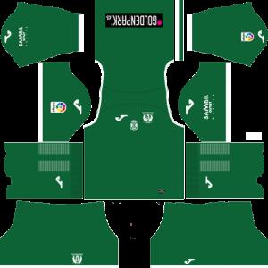 Dream League Soccer DLS 512×512 CD Leganes Third Kit
