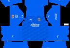 Dream League Soccer DLS 512×512 Chivas De Guadalajara GoalKeeper Home Kits