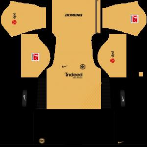 Dream League Soccer DLS 512×512 Eintracht Frankfurt Third Kits