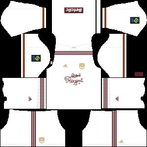 Dream League Soccer DLS 512×512 FC Bordeaux Away Kits