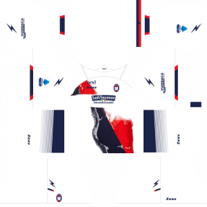 Dream League Soccer DLS 512×512 FC Crotone Kits Away Kits