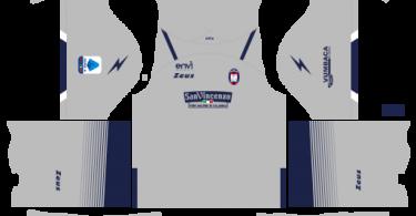 Dream League Soccer DLS 512×512 FC Crotone Kits GoalKeeper Third Kits