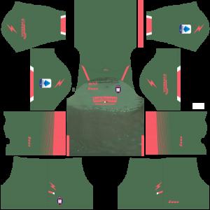 Dream League Soccer DLS 512×512 FC Crotone Kits Third Kits