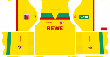 Dream League Soccer DLS 512×512 FC Köln Third Kits