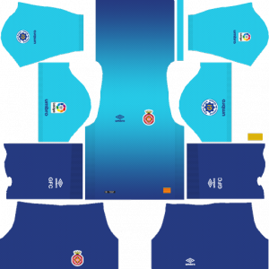 Dream League Soccer DLS 512×512 Girona FC Away Kits