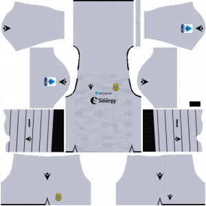 Dream League Soccer DLS 512×512 Hellas Verona FC GoalKeeper Away Kits