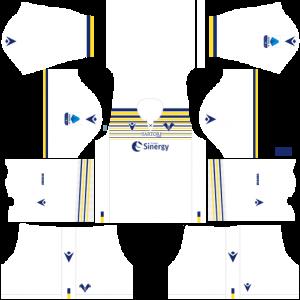 Dream League Soccer DLS 512×512 Hellas Verona FC Third Kits